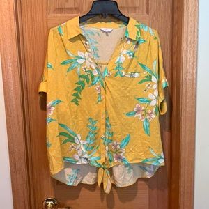 Candie's Hawaii Vibes Island 🏝 Button down